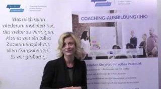 Ein Thumbnail des Testimonials von Katja Hommel