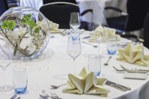 Ein Foto eines Tisches in München