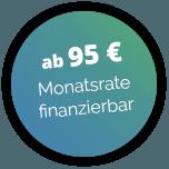 Ein Störer Icon für die Finanzierung