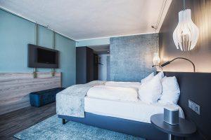 Hotelzimmer im Rilano